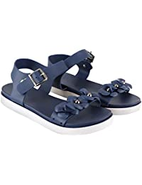 Do Bhai Women Flat Sandal(Fool)