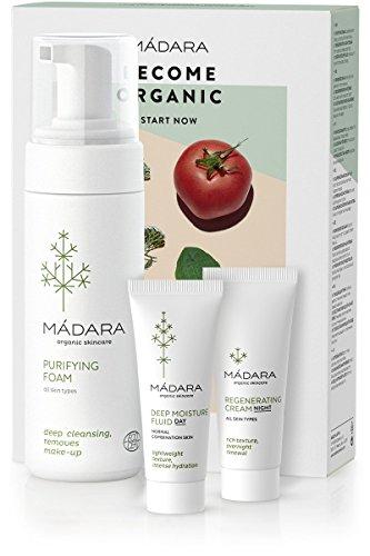 Make-up-starter (MADARA COSMETICS STARTER SET BECOME ORGANIC)