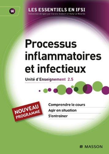 Processus inflammatoires et infectieux: Unité d'enseignement 2.5