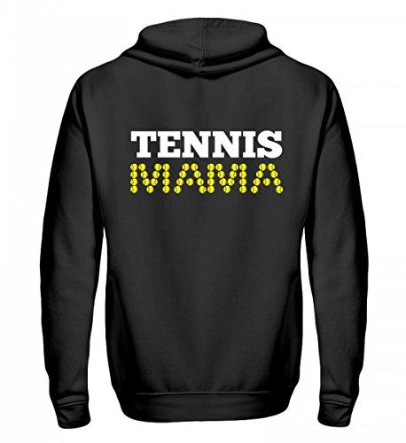 Chorchester Hochwertiger Zip-Hoodie - Ideal für Jede Tennis Mama! -