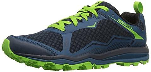 Merrell All Out Crush Light, shoes homme - Vert (Bright Green), 43.5 EU