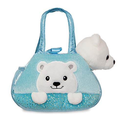 Aurora World 61009 - Peluche de Peluche, Color Blanco