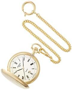 Tissot Montre de bracelet à quartz analogique en acier inoxydable t83.4.553.13
