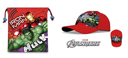 Aucun Mochila Avengers - Gorra Avengers