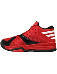 factory price e53b9 2b827 adidas First Step, Scarpe da Basket Uomo