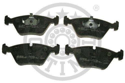 Preisvergleich Produktbild Optimal 9659 Bremsbelagsatz, Scheibenbremse