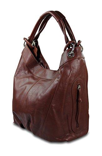 IO.IO.MIO Borsetta per le Icone® , sacs bandoulière femme Marron - Maronen Braun