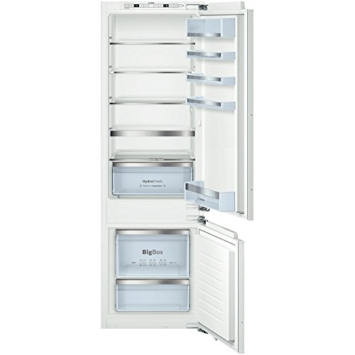 Bosch KIS87AF30G White, Exxcel, A++ Energy Rating, 56cm wide, Integrated Fridge Freezer lowest price