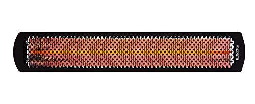 Calefactor Bromic Tungsten 3000W (Negro)