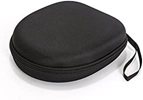 Ginsco Carrying Headphone Case Bag for Sony MDR-XFB950BT MDRZX310 MDRZX330 COWIN E7 Bose QC25 Grado SR80