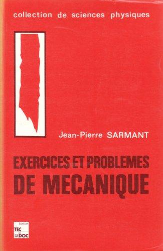 Ex & pbs de mécanique-2.ed-2.tir 06 417 0-1987 - broche