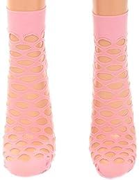 Damen Netzsöckchen Socken 30 DEN