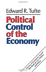 Political Control of the Economy by Edward R. Tufte (1980-04-01)