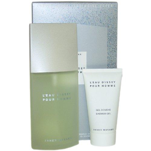 Issey Miyake Coffret: Eau De Toilette Spray 125ml/ 4.2oz + Shower Gel 75ml 2pcs