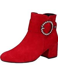 Suchergebnis auf Amazon.de für  rote stiefel - Gabor   Schuhe ... a0645d8039