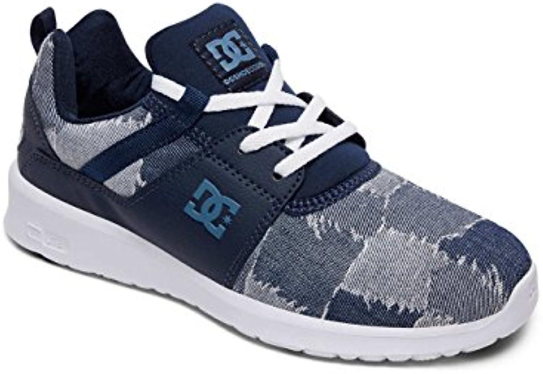 DC Shoes Heathrow TX LE - Shoes - Schuhe - Frauen - EU 40.5 - Blau