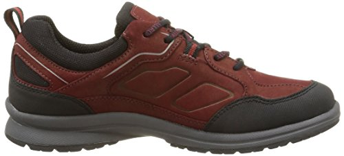 by BLACK Allrounder Outdoor Mephisto RED WINTER Rot DASCHA Fitnessschuhe Damen 7qgaqd