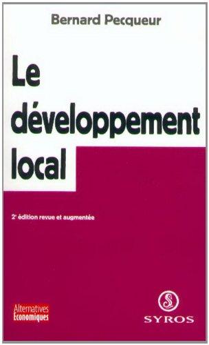 Le Développement local