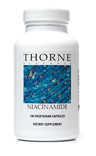 NIACINAMIDE (500mg) 180 veg. Kapseln TH (Research B Vitamin Thorne)
