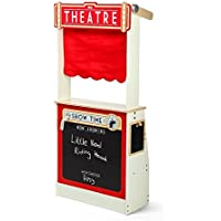 Tidlo Wooden Play Shop and Theatre
