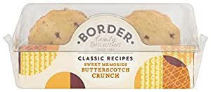 Border Biscuits Butterscotch Crunch (Pack of 6)