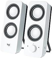 Logitech® Z200 Stereo Speakers - Wit