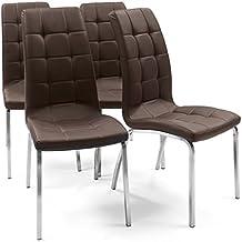Amazon.es: sillas polipiel comedor - Amazon Prime