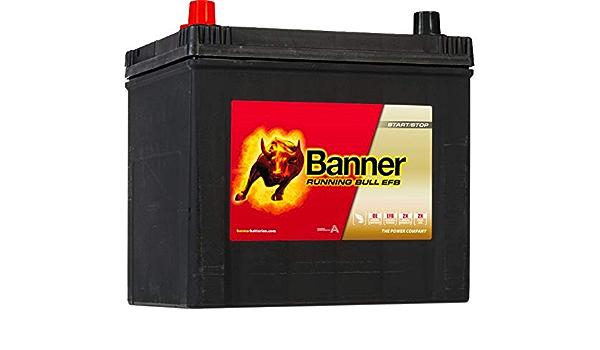 005r Efb Banner Running Bull Autobatterie 56516 Auto