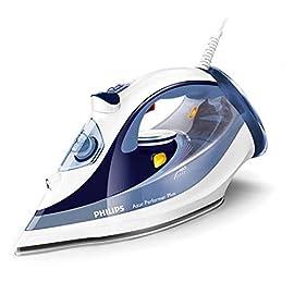 Philips Ferri a Vapore GC4516/20 Azur Performer Plus Ferro a Vapore, Tecnologia Auto Steam Control, Colpo Vapore 190 g, Serbatoio 300 ml