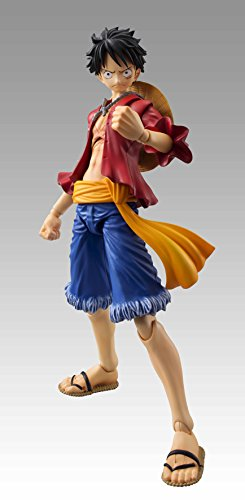 Megahouse una Pieza: Mono D Luffy Variable Action Hero Figure 2
