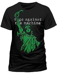 CID Herren T-Shirt RAGE AGAINST THE MACHINE - LIBERTY