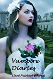 Vampire Diaries: (6x9') 150 Page Lined & College Ruled Journal,Notebook,Diary-Perfect Gift Idea for Women,Men,Girls and Boys Who Love Vampires