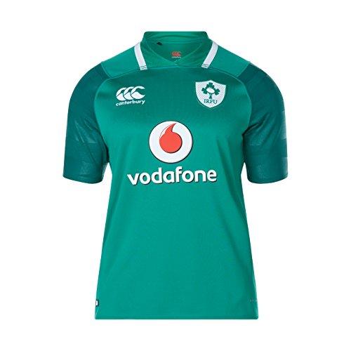 Ireland Rugby Vapodri+ SS Home Pro Jersey 2017 (Rugby Shirt Ss)