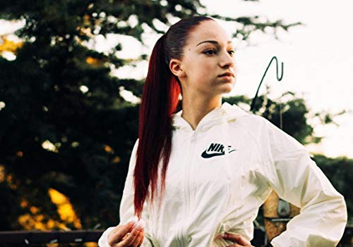 Sconosciuto Bhad Bhabie Trust Me Poster Stampa These Heaux Gucci Infradito Lil Yachty Danielle Bregoli 001 (A5-A4-A3) - A4