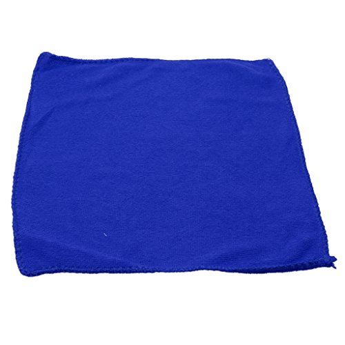 Handtuch, Billard Queue Pflegehandtuch - Pool Billiard Cue Towel, Reinigungstuch - Blau (Billard Welle Queue)