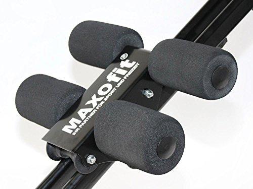 MAXOfit® Heimtrainer Bodymaster MF-5 mit Computer für Bauch, Beine und Po - 6
