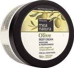 MEA NATURA Olive Body Cream 250ml