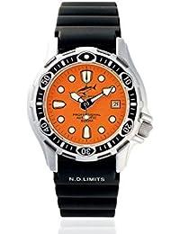 Chris Benz Uhr Taucheruhr Deep CB-500A-O-KBS