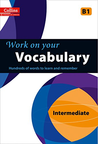 Vocabulary: B1 (Collins Work on Your…) por Collins UK