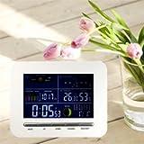 SLB Works Brand New Wireless Weather Station Thermometer Humidity Wind & Rain Sensor