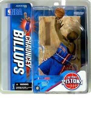 McFarlane Toys 6 NBA Series 11 - Chauncey Billups Blue Jersey by McFarlane