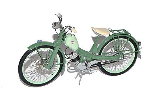 Preisvergleich Produktbild NSU Quickly N Grün 1955-1962 1/10 Schuco Modell Motorrad mit individiuellem Wunschkennzeichen