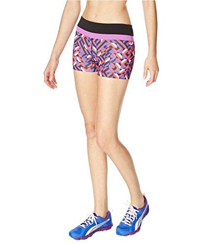 aeropostale-womens-neon-volleyball-athletic-workout-shorts-545-l