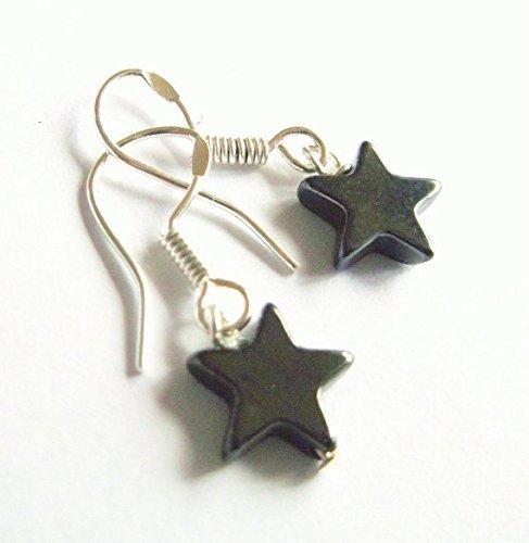 haematite-star-drop-earrings