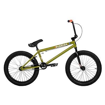 "Subrosa Bikes Sono XL 2019 BMX Rad - Satin Army Green   Armee-grün   21.0"""
