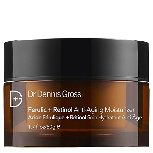 Dr Dennis Gross férulique + rétinol fibroblastes AntiAging Hydratant 1.7oz (50 ml)