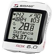 Sigma Sport Fahrradcomputer ROX 6.0 CAD, 06171