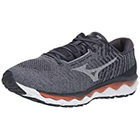 حذاء ركض رجالي Wave Sky Waveknit 3 من Mizuno, (Flintstone-vapor), 42.5 EU