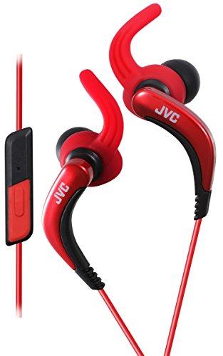 JVC Praktischer Magnetverschluss - sicherer Tragekomfort