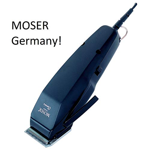 Rotschopf24 Edition: Moser Haars...